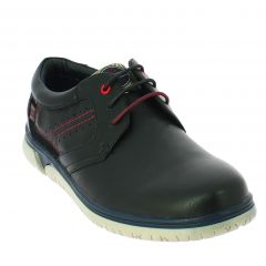 IQSHOES Ανδρικό Casual 18.100.8E198 Μαύρο