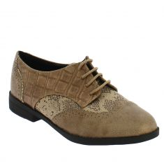 IQSHOES ΓΥΝΑΙΚΕΙΟ CASUAL 18.106.2AS-9415 Μπεζ