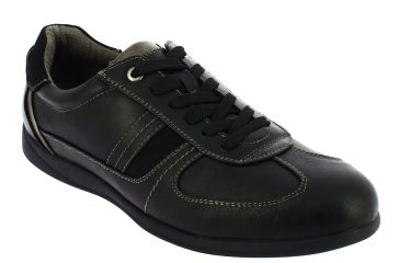 IQSHOES Ανδρικό Casual A560 Μαύρο