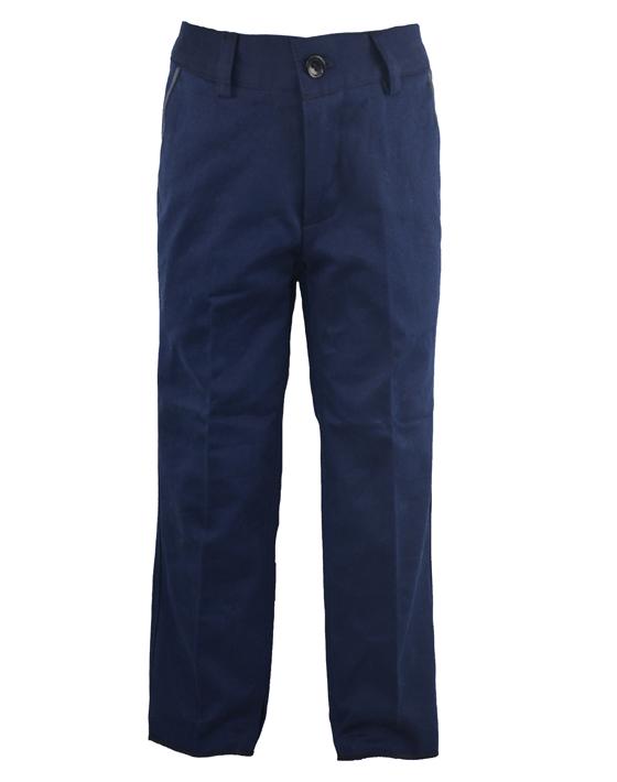 Παντελόνι κλασικό με πλαινές τσέπες 42-115194-2 - ΜΑΡΕΝ - 4650-001/12/292/109