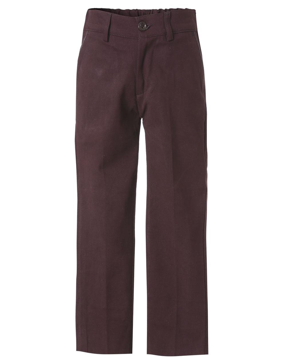 Παντελόνι chinos σε κλασική γραμμή 43-116091-2 - ΣΑΝΓΚΡΙΑ - 12209-149/12/326/106