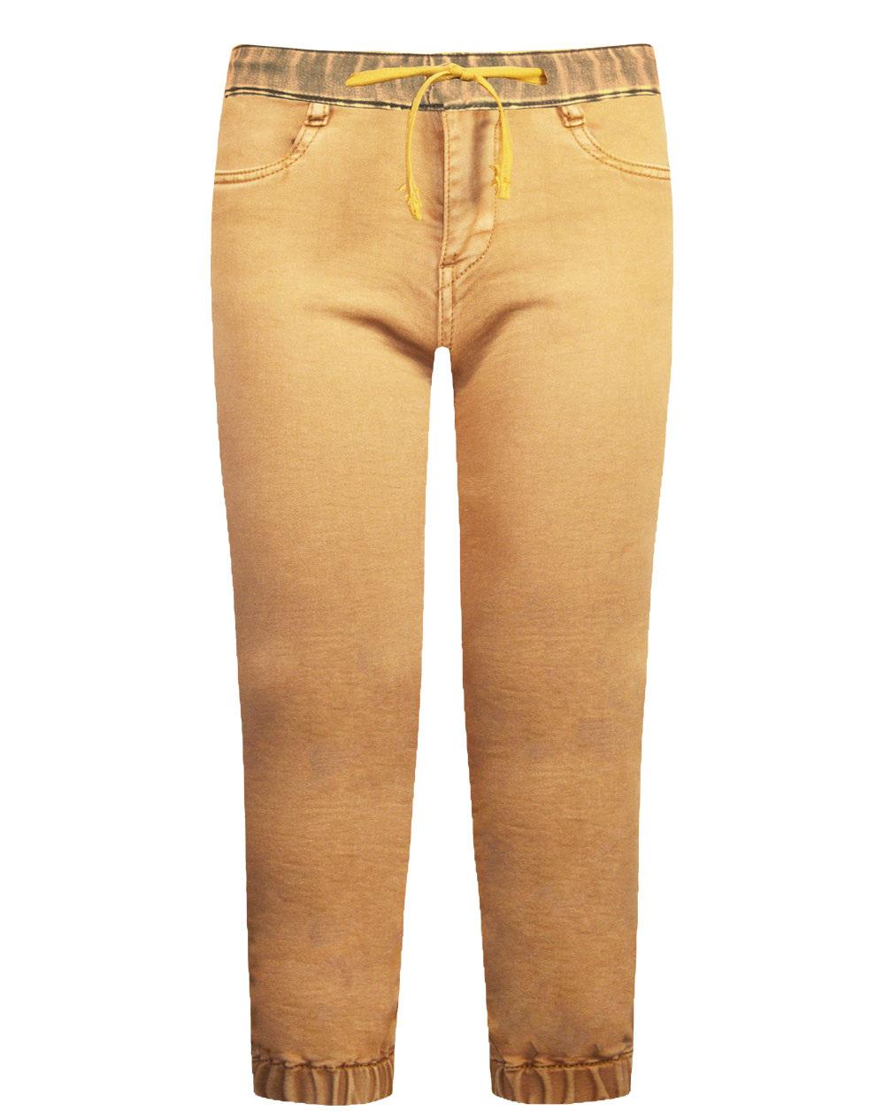 Παντελόνι με λάστιχο στη μέση και στα μπατζάκια σταθερό ύφασμα 12-120104-2 - ΤΑΜΠΑ - 18133-37/12/327/102