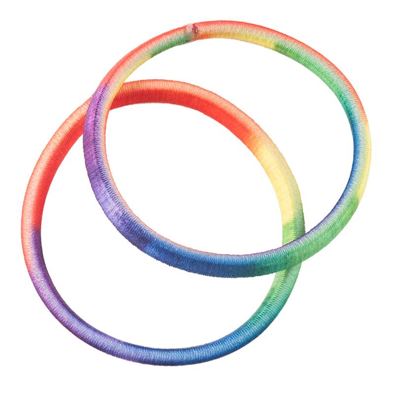 Λαστιχάκια μαλλιών χρωματιστά 00021052 - MULTICOLOR - 2460-0043/3/196/95