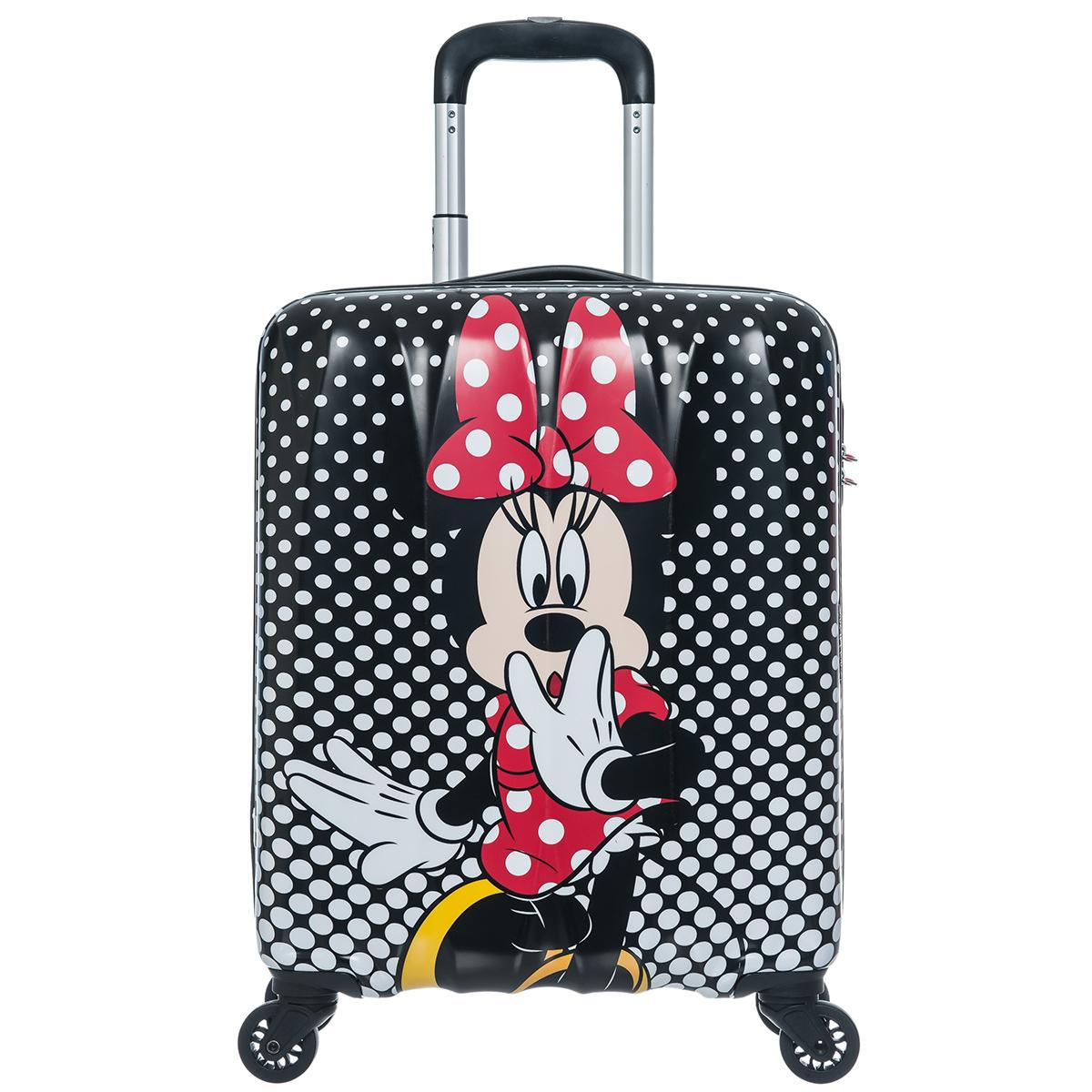 Βαλίτσα Τρόλεϋ Samsonite Disney Minnie Mouse 00024105 - MULTICOLOR - 4893-0043/3/196/95