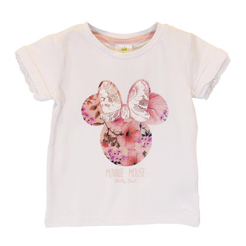 f74bba90a1e8 Μπλούζα Disney Minnie Mouse (Κορίτσι 12 μηνών-3 ετών) 00350592 -  Pitsiriki.gr