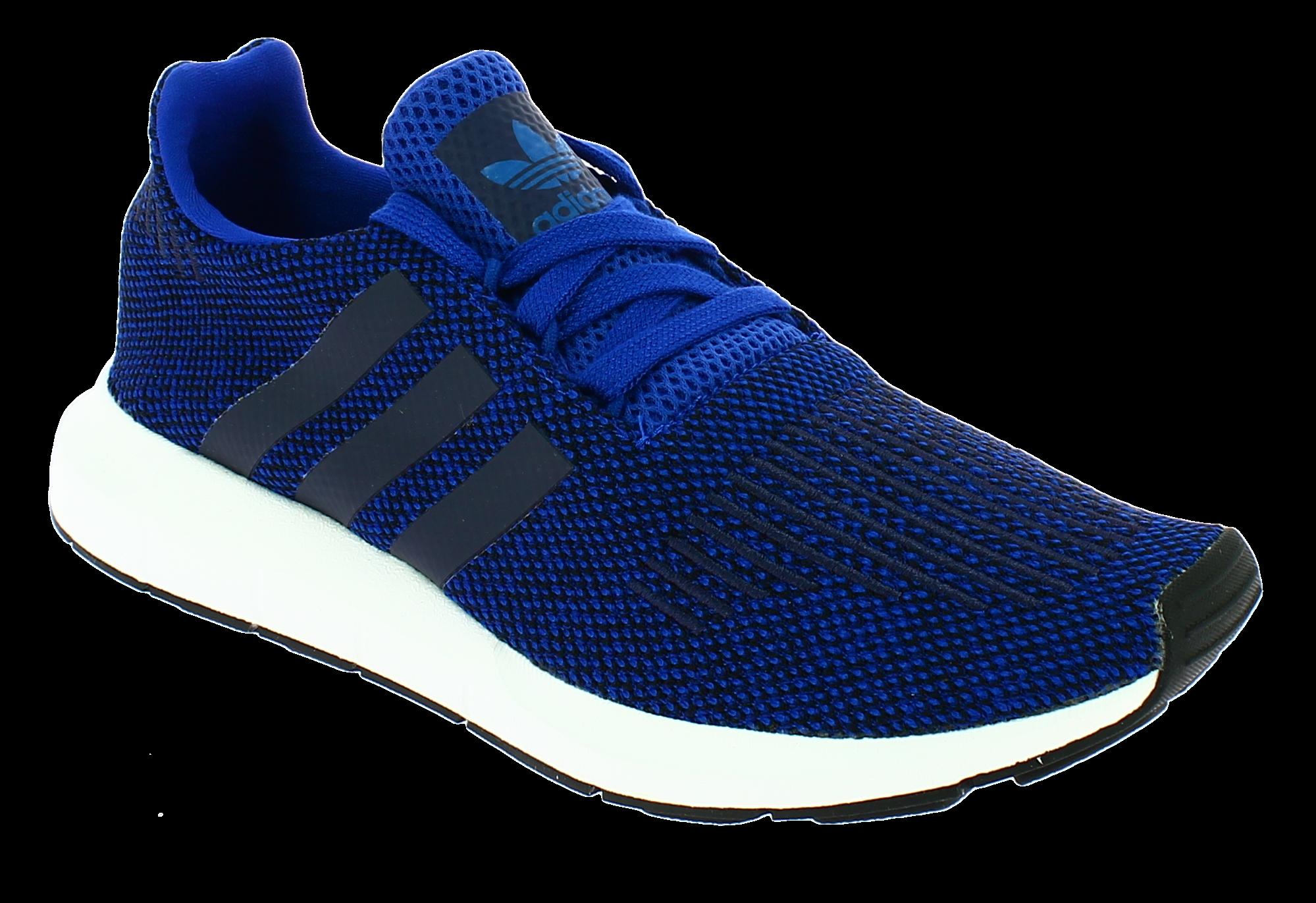 ADIDAS Αγορίστικο Αθλητικό SWIFT RUN J CQ0024 Μπλε - Μπλε - SWIFT RUN J CQ0024 BLUE EXD-ADIDAS-blue-35 1/2/4/1