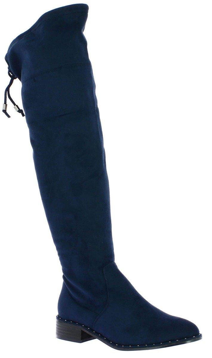 CORINA Γυναικεία Μπότα 107.8886 Μπλε - Μπλε - 107.8886 BLUE-blue-36/4/10/81 - IQShoes -