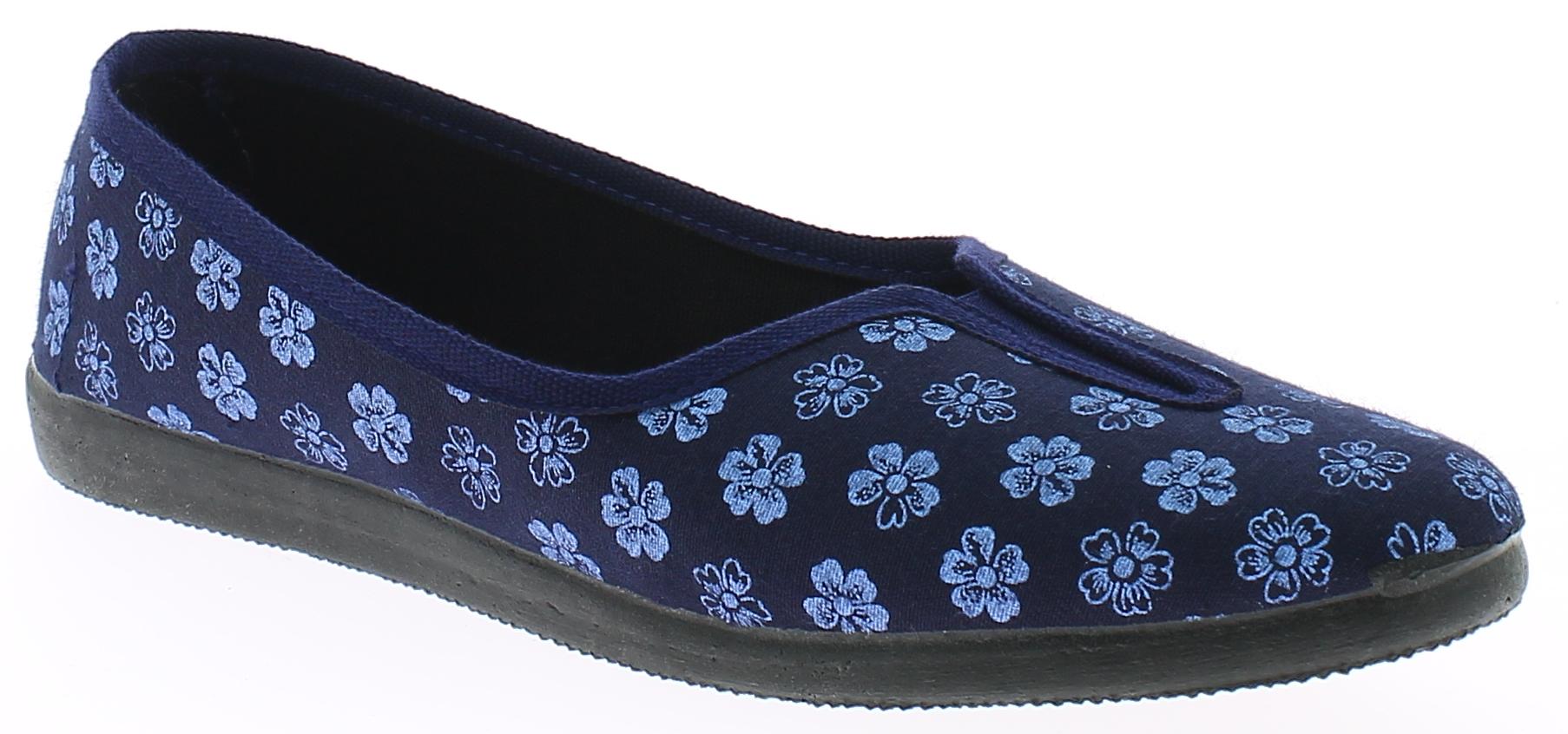 ANTRIN Γυναικεία Παντόφλα 35 Σιέλ - Μπλε - 35 SEIL-blue-36/4/10/81
