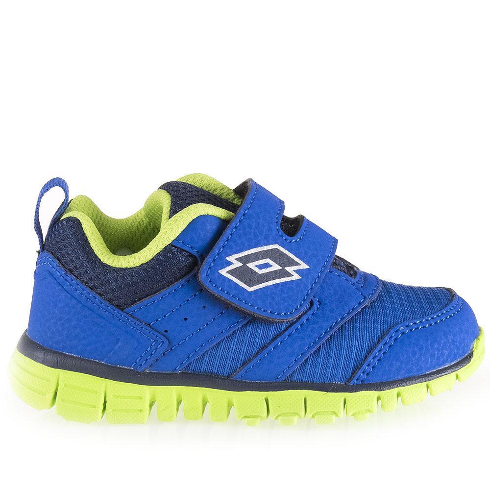 LOTTO SPEEDRIDE 500 II INFANT S Bebe Αθλητικό 21-26 - Μπλε - LT0252/09/2/10/70
