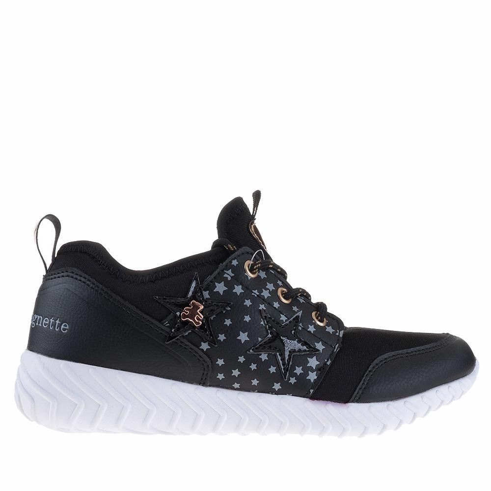 LULU CASTAGNETTE Roul Sneaker 36-41 - Μαύρο - LC568460/02/2/...