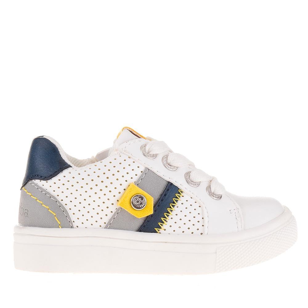 ABSORBA Warrior B Bebe Sneaker 20-25 - Λευκό - AB678600/01/2...