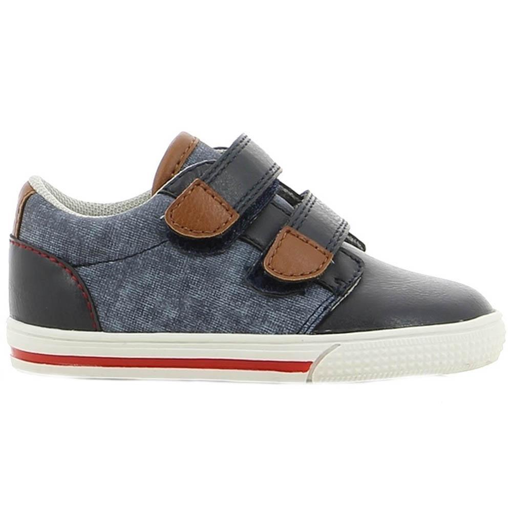 SPROX Bebe Sneaker Πάνινο 20-26 - Μπλε - SX491170/09/2/10/69