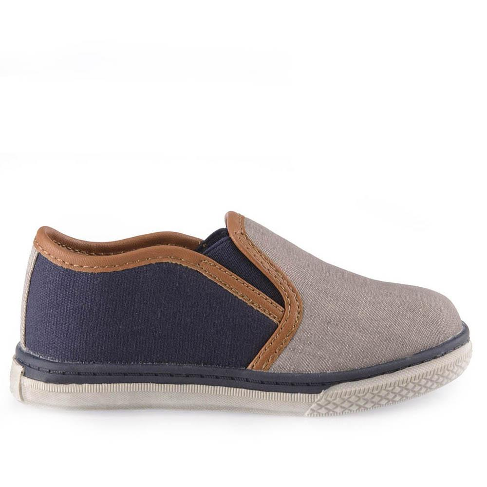 SPROX Loafer 24-32 - Γκρι - SX181103/10/2/7/61