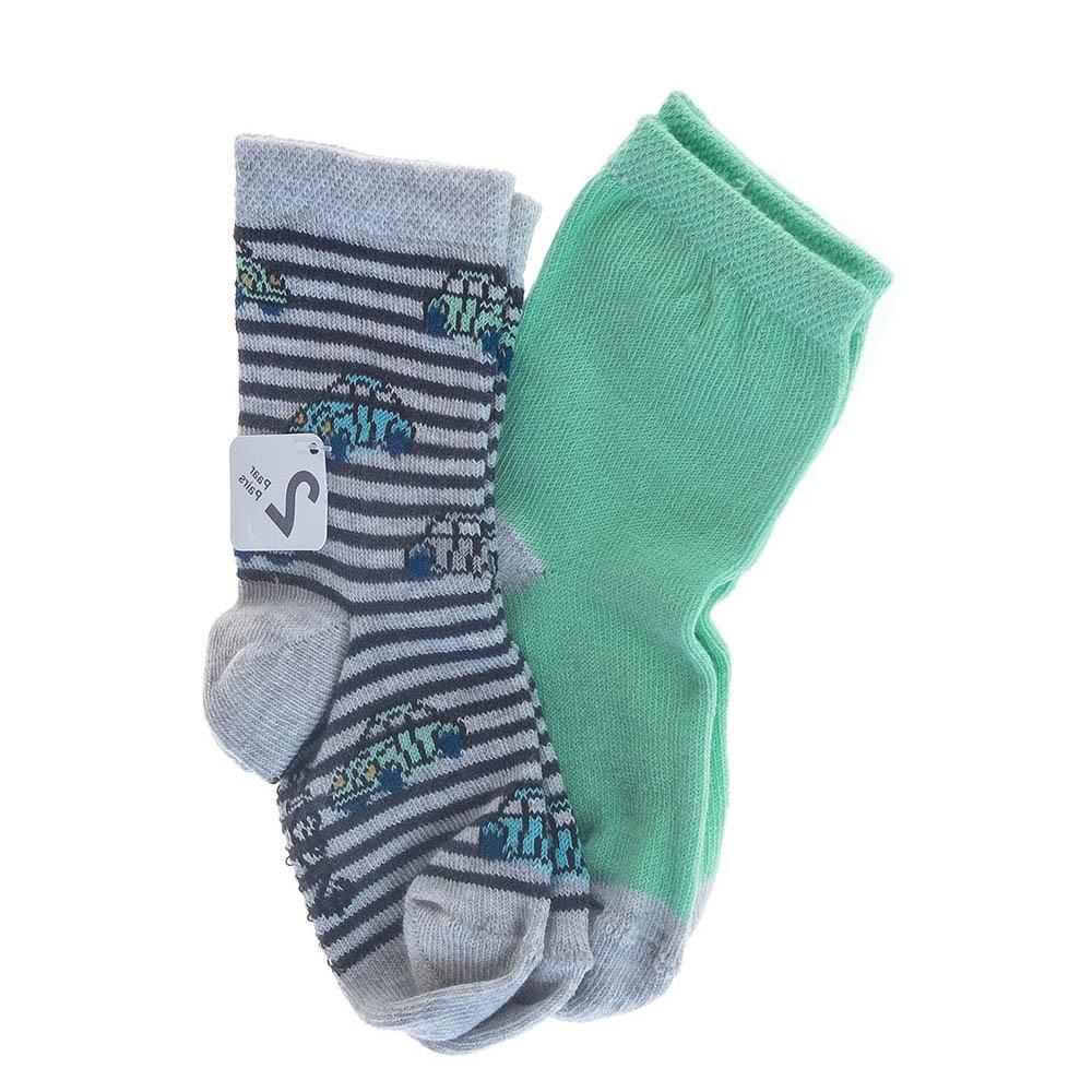 EWERS Κάλτσες Σετ 2 18-30 - Multi - CL205149/24/2/223/495